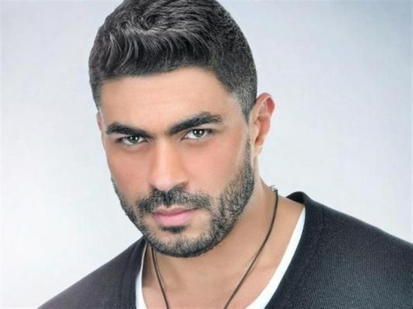 خالد سليم يتعرض لوعكة صحية- بالصورة