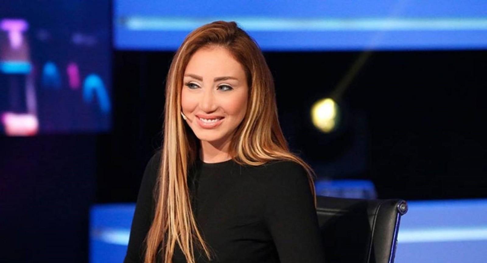 ريهام سعيد تسخر من شائعة وفاتها.. بالصورة
