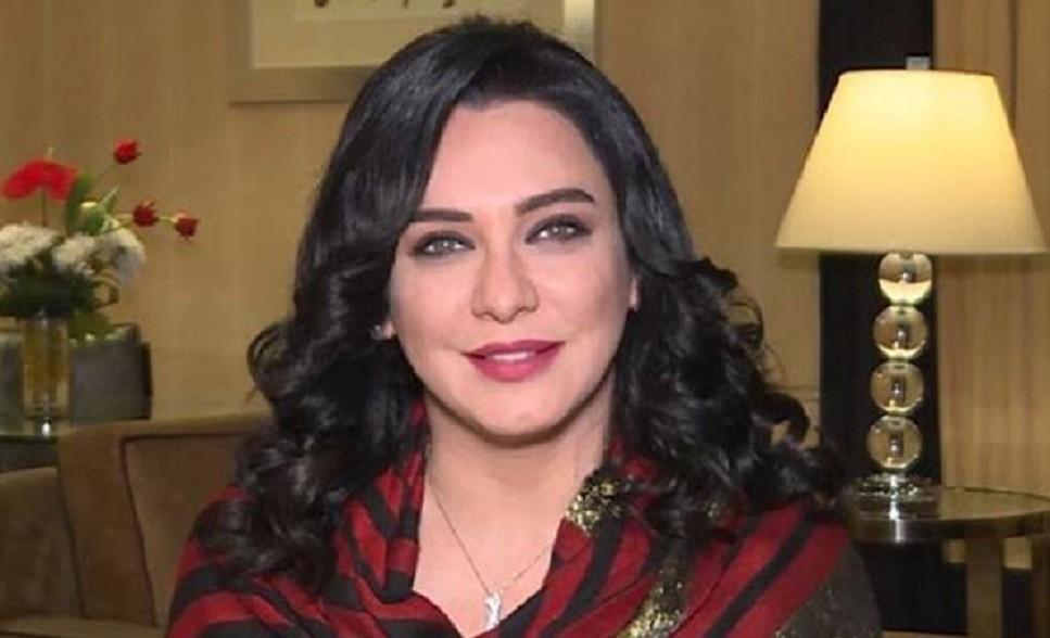 """سلاف فواخرجي تحتفل بعيد ميلاد إبنها """"حمزة"""".. بالصورة"""