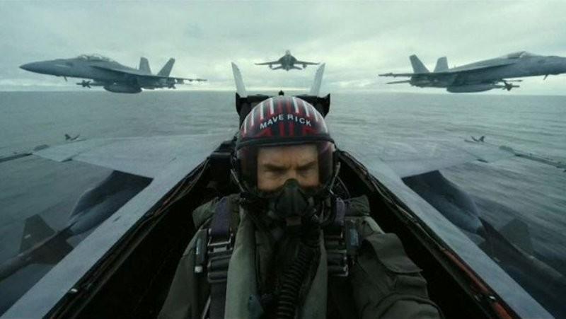 الإعلان التشويقي لفيلم Top Gun يحصد الملايين في 5 أيام فقط-بالفيديو