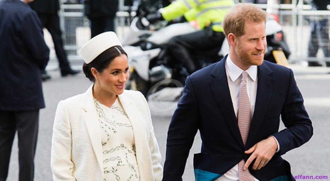 بالصور- تسريب صور الأمير هاري وميغان ماركل بعد إختراق حساب مصورهما الخاص