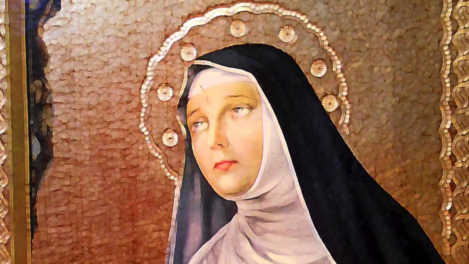 الفن يكشف اللحظة الصادمة والمؤثرة في وثائقي القديسة ريتا