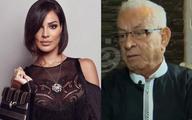 بعدما أثنى على أدائها مع هلا المر.. نادين نسيب نجيم ترد على أحمد الزين-بالفيديو