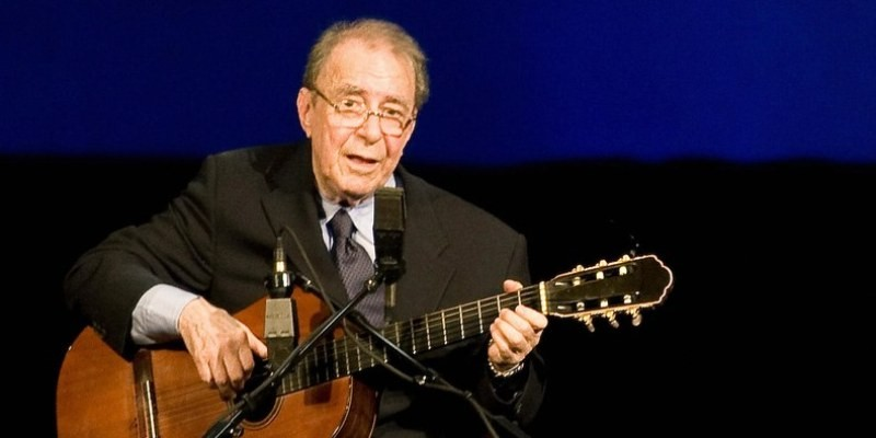 وفاة جواو جيلبرتو مبتكر موسيقى البوسا نوفا عن 88 عاماً