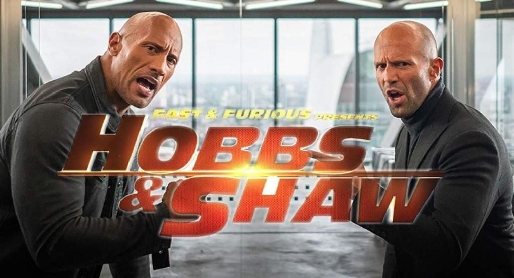 بالفيديو- الإعلان التشويقي الأخير لفيلم Hobbs & Shaw قبل عرضه