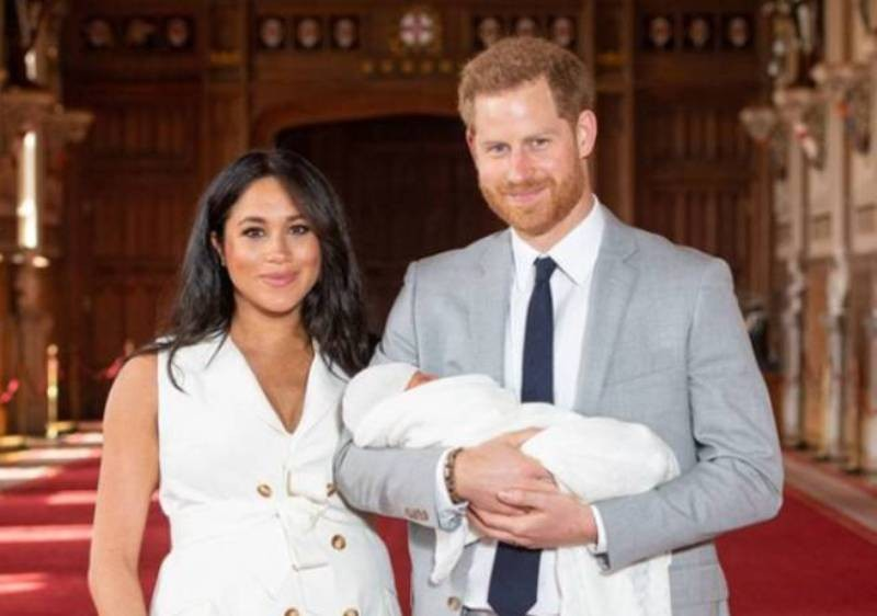 بالفيديو- الأمير هاري وميغان ماركل في ذكرى زواجهما الأول