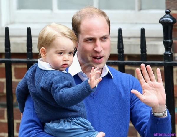 """كيف علق الأمير ويليام في حال كان أحد أبنائه """"مثلي الجنس""""؟"""