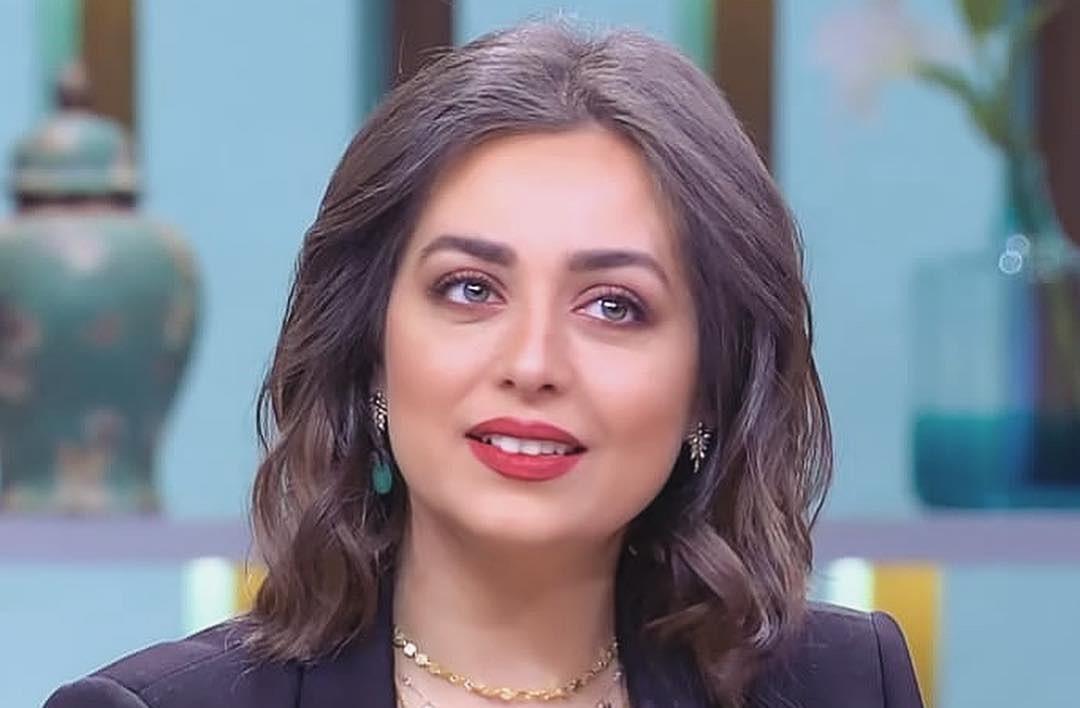 هبة مجدي حزينة بعد وفاة أعز الناس على قلبها