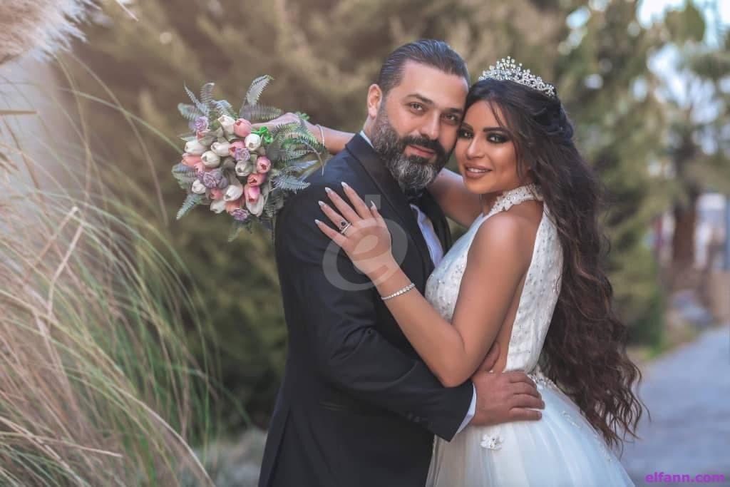 خاص بالصور- إسماعيل مداح يدخل القفص الذهبي بعد قصة حب لثماني سنوات