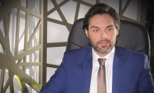 خاص الفن- مازن معضم يعلق على عدم تعامله مع نادين نسيب نجيم وهذا ما قاله عن الممثلين السوريين