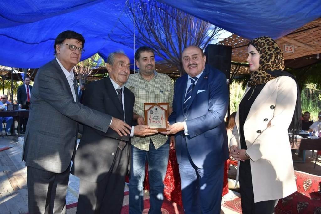 تكريم وجوه فنية واعلامية ضمن فعاليات مهرجان الوزاني السادس