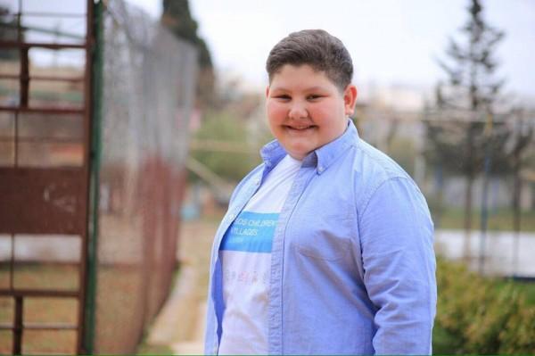 """بالصور- نجم """"ذا فويس كيدز"""" يصدم الجميع بخسارته للكثير من وزنه"""