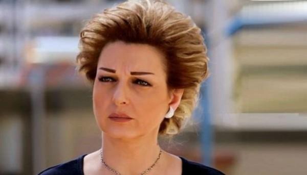 """نادين خوري تعيش لحظات خوف في كواليس """"مقامات العشق""""..بالفيديو"""