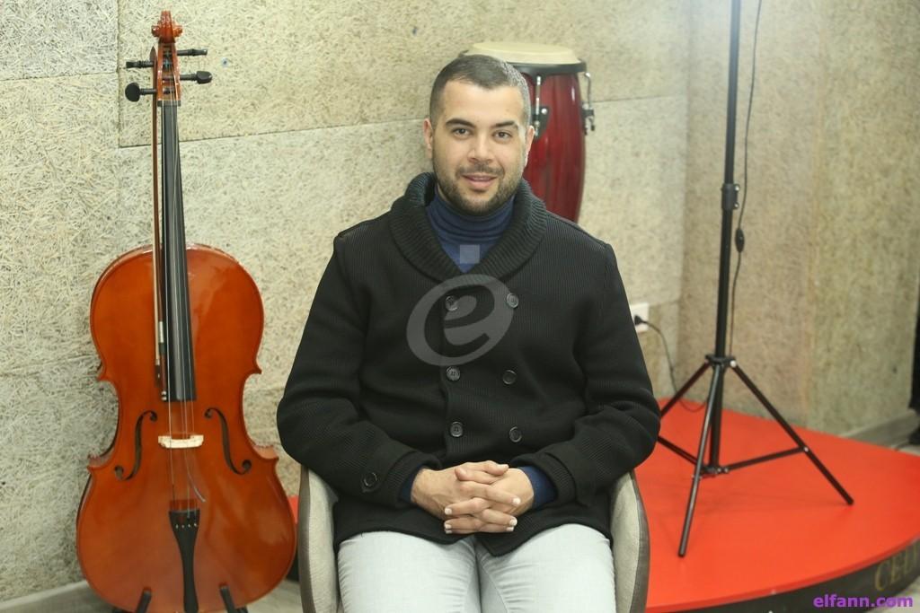 خاص وبالفيديو- هكذا علّق محمد حسين على عادل إمام وليلى علوي وأنوشكا وأبو