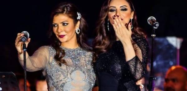 """أصالة تهدد بـ""""الذبح"""" وما علاقة زواج أنغام من أحمد إبراهيم؟-بالفيديو"""