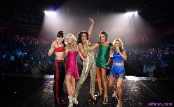 تسريبات عن مشاركة فيكتوريا بيكهام لفرقة Spice Girls في حفلها المقبل