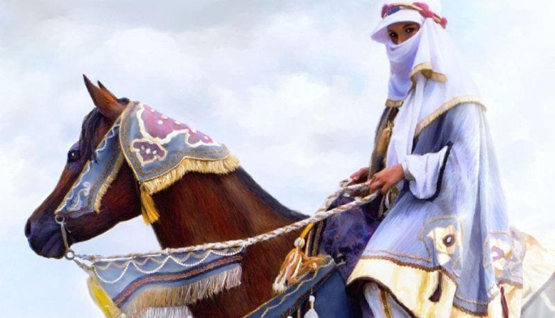 فارسات سعوديات للمرة الأولى يستعرضن مهاراتهن إلى جانب الرجال-بالصور