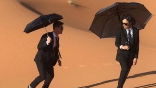 """اليكم موعد عرض الجزء الجديد من """"Men in Black"""""""