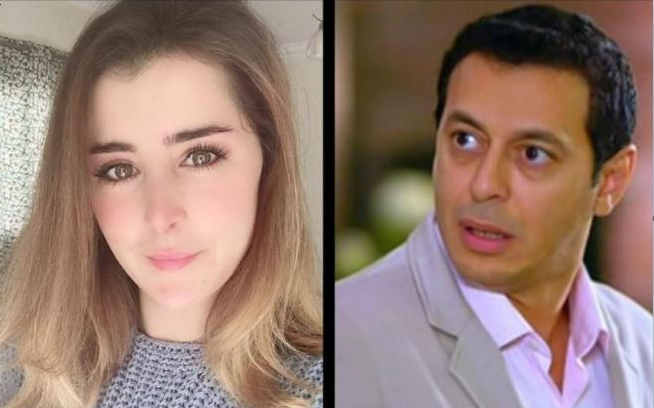"""خاص """"الفن""""- هذه حقيقة زواج مصطفى شعبان من عائشة بن أحمد"""