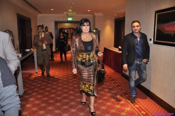"""فيفي عبده للفن: لم أعتزل الرقص .. والمنافسة حالياً على """"من تعري جسدها أكثر"""""""