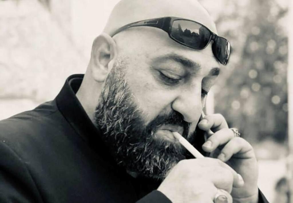 """زياد الخالدي في دور """"أبو علة"""" تاجر المخدرات..ويقول عن فادي أندراوس """"لديه الكثير من الـ أنا"""""""