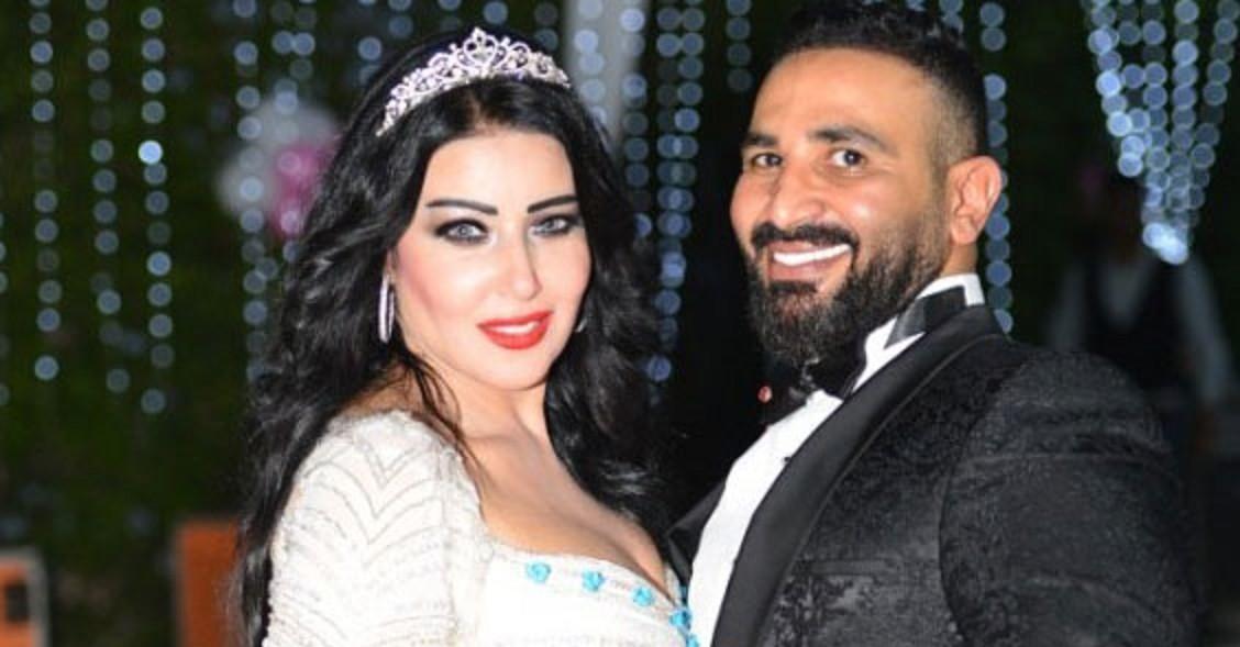 مخدرات وعنف ودخول مستشفى في حياة أحمد سعد وسمية الخشاب