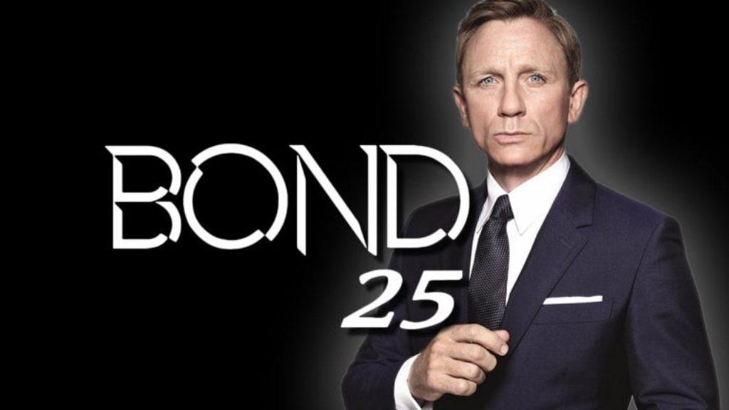 """الكشف عن صور جديدة من كواليس """"Bond 25"""""""