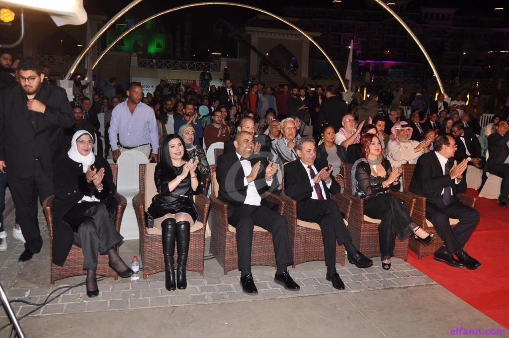 خاص بالصور- ختام مهرجان شرم الشيخ للسينما الاسوية والاعلان عن جوائز الدورة