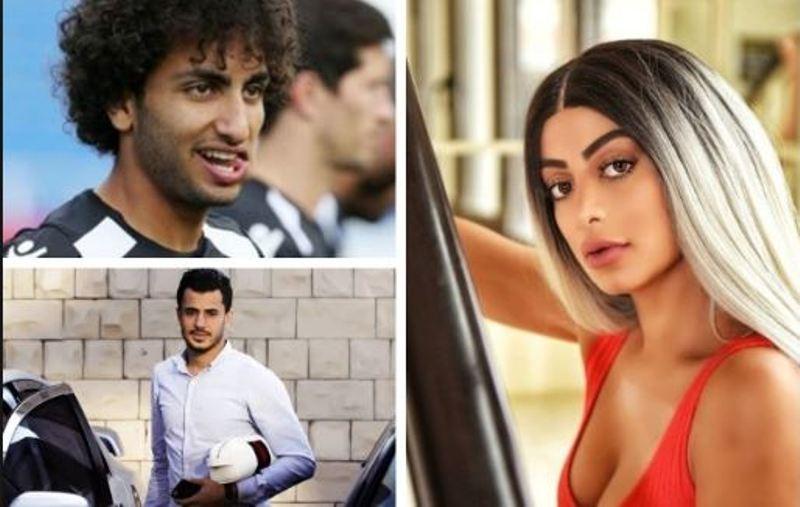 عارضة أزياء تتهم 4 لاعبين مصريين بالتحرش بها