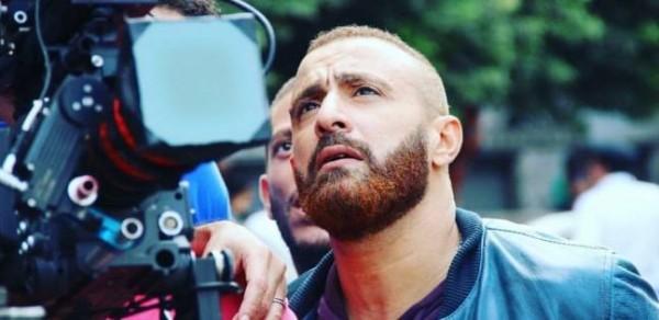 ماذا قالت مي عمر عن العمل مع أحمد السقا؟