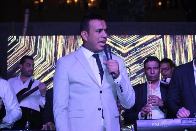 محمود الليثي يحيي حفل سحور مميّز-بالصور
