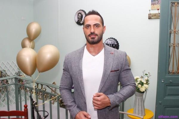 خاص الفن- ملك جمال لبنان 2018 رامي عطا الله يطلق تحدي الثقة بالنفس
