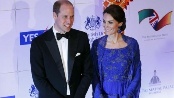 التعليق الأول لـ الأمير ويليام وكيت ميدلتون على ولادة الطفل الملكي