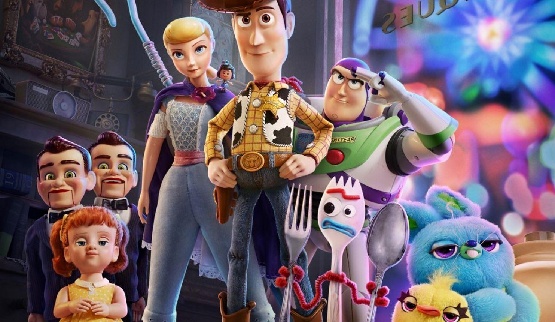 لن تتخيلوا كم بلغت إيرادات فيلم Toy Story 4 حتى الآن