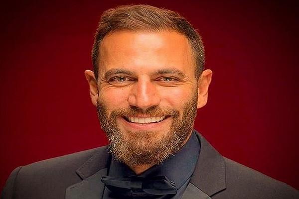 نيكولا معوض بطل لبناني في مصر