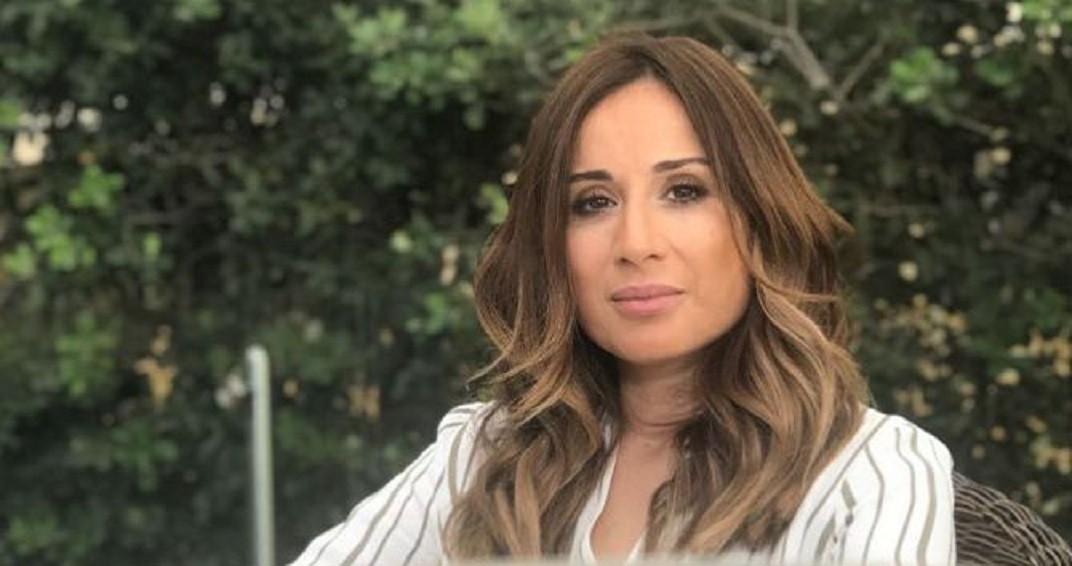 كارين رزق الله تفاجئ متابعيها بإطلالتها الجديدة..شاهدوا كيف بدت- بالصورة