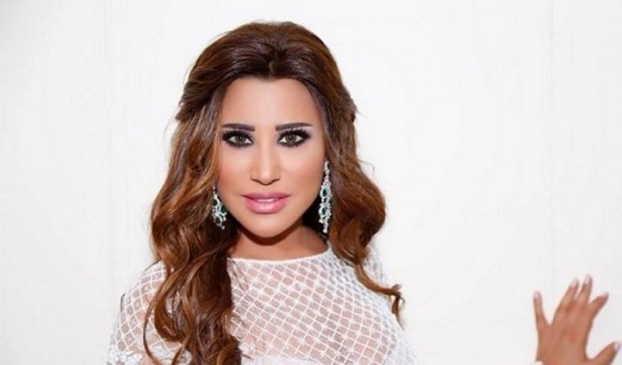 نجوى كرم تحتفل بعيد ميلادها بحضور سيرين عبد النور ووليد توفيق- بالفيديو