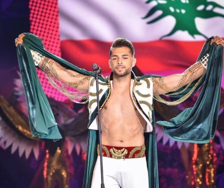 خاص- نضال بشراوي يرد على مشاركة وصيف ملك جمال لبنان في المسابقة الدولية
