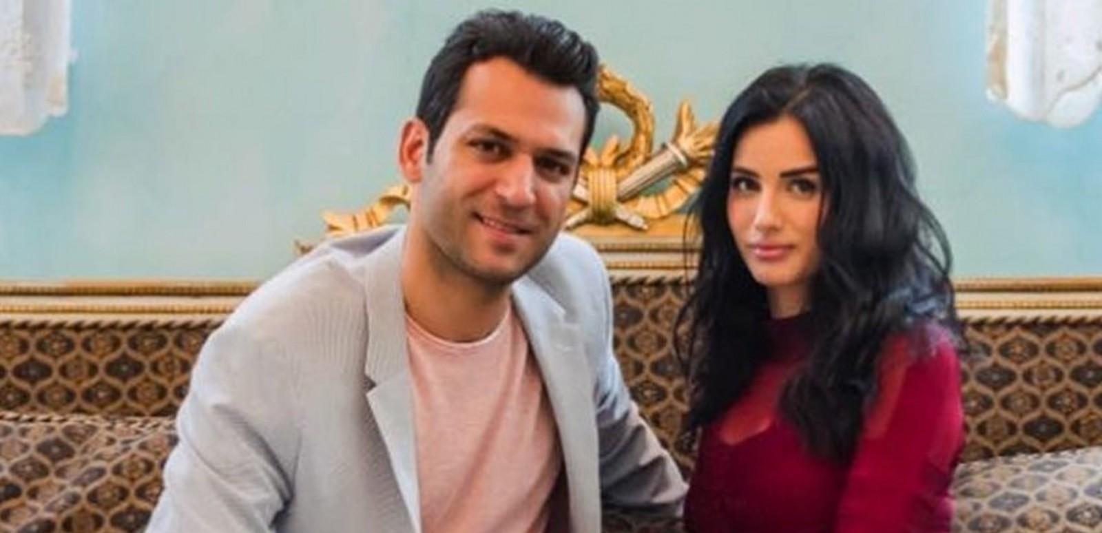 إيمان الباني تفاجئ زوجها مراد يلدريم بعيد ميلاده.. بالفيديو