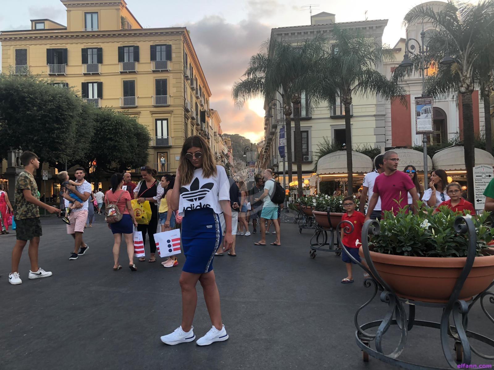 خاص وبالصور- ريتا حرب برحلة عائلية بين فرنسا وإيطاليا