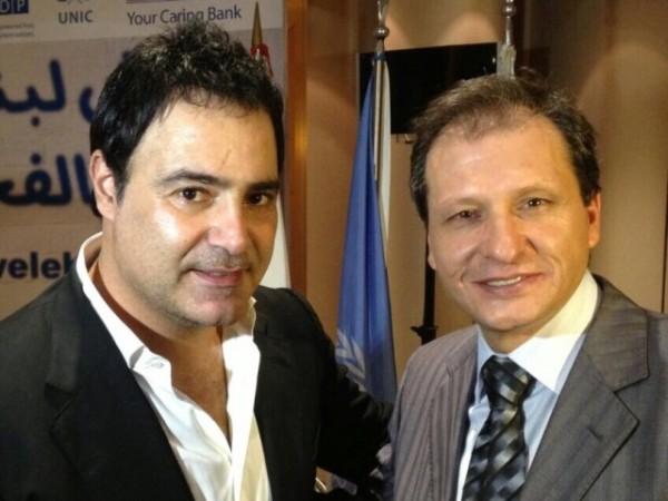 """نزار فرنسيس لـ عاصي الحلاني: """"رفيق النجاح الوَفي"""""""