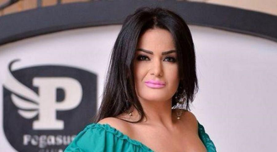 سما المصري خائفة من نار الآخرة بسبب كثرة ذنوبها-بالصورة