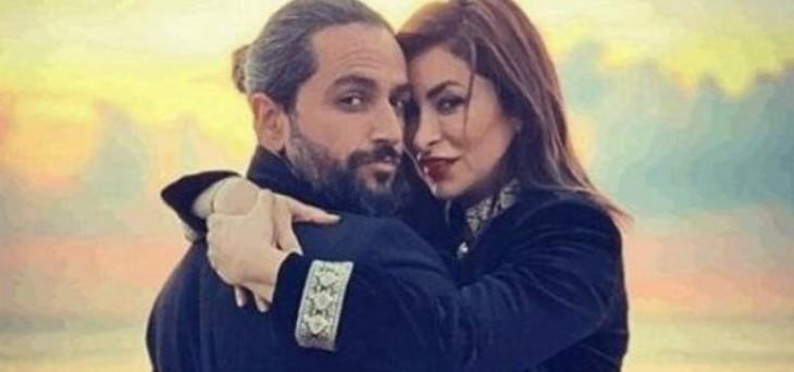ديما بياعة تثير الجدل برقصها مع زوجها من جديد -يالفيديو