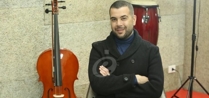 خاص وبالفيديو- هذا ما قاله محمد حسين عن زواج عمرو دياب ودينا الشربيني