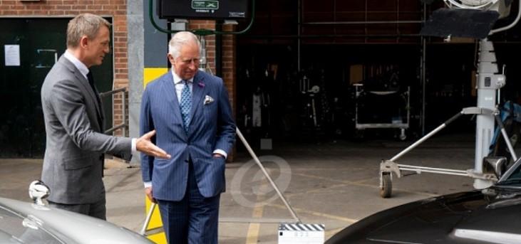 الأمير تشارلز يتلقى عرضاً للمشاركة في الجزء الجديد من جيمس بوند