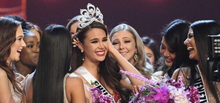 الفلبين تحصد لقب ملكة جمال الكون..بالصور