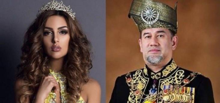 ملكة جمال موسكو تروي كيف تعرفت على سلطان ماليزيا وهل اعتنقت الاسلام من أجل الزواج به؟