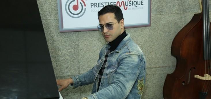 خاص وبالفيديو- هل يعمل وسام حنا مع ممثلات لا يحبهن؟ وماذا كشف عن المخرجة ليليان بستاني؟