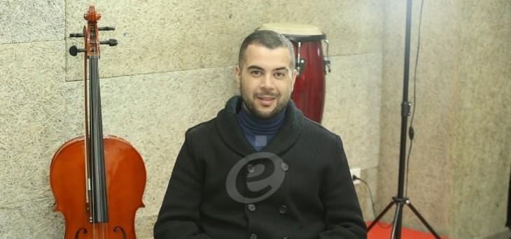 خاص وبالفيديو- هذه نصيحة محمد حسين لـ سمية الخشاب