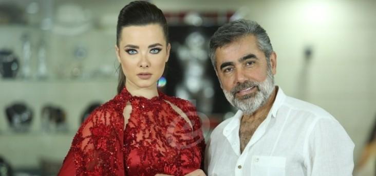 خاص بالفيديو- بسام نعمة: بلقيس تتفوق على أحلام وهذا الفستان اختاره لهيفا وهبي